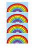 Rainbow Themed Addition to 10 Activity