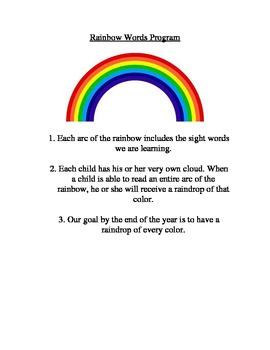 Rainbow Works Program