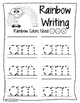 Rainbow Write Sight Words  - 88 pages