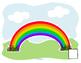 Rainbows and Bluebirds Math Centers