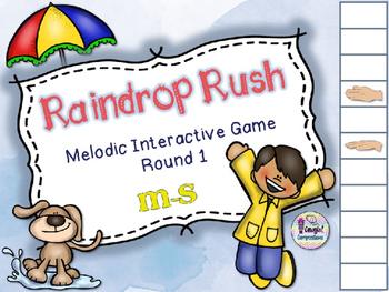 Raindrop Rush - Round 1 (M-S)