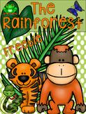 Rainforest Game Freebie