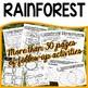 Rainforest Habitat Unit - Common Core Non-Fiction (reading