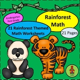 Rainforest Math