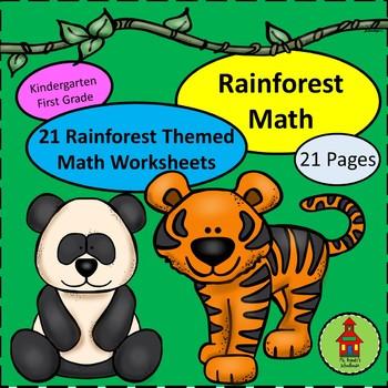 Rainforest Math