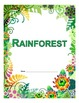 Rainforest Theme Unit