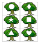 Rainforest Toucan Shape Match