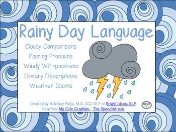 Rainy Day - Language