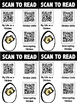 Raising a Reader: Take-Home QR Code Reading Comprehension