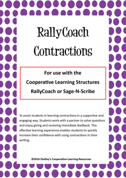 Rally Coach: Contractions