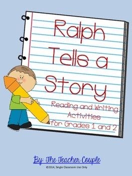 Ralph Tells a Story Reading and Writing Activities