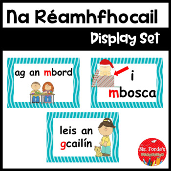 Réamhfhocal as Gaeilge (Prepositions in Irish)