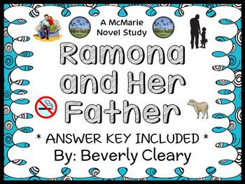 Ramona and Her Father (Beverly Cleary) Novel Study / Readi