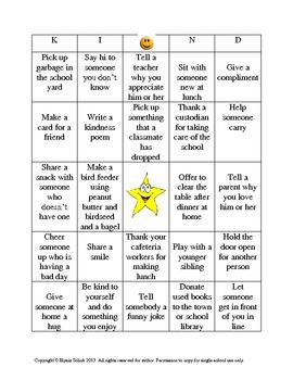 All Worksheets » Kindness Worksheets For Kindergarten - Printable ...