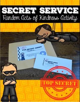 Random Acts of Kindness - Secret Service