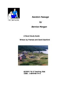 Random Passage Novel Study Guide