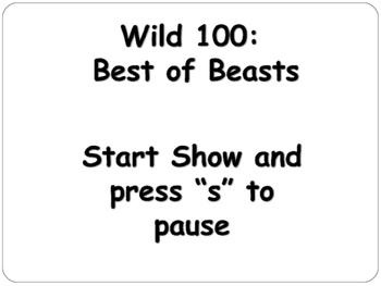 Random Wild Animal Selector