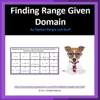 Range from Domain Word Search