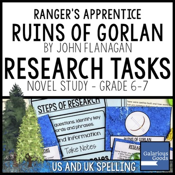 Ranger's Apprentice - The Ruins of Gorlan: Research Tasks