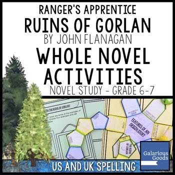 Ranger's Apprentice - The Ruins of Gorlan: Whole Novel Activities