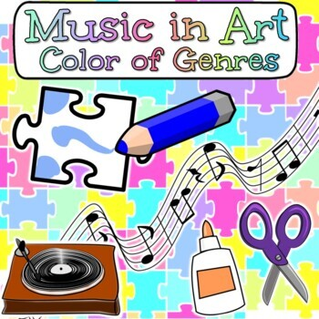 color in music