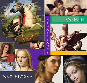Raphael ~ Art History ~ FREE POSTER ~ High Renaissance Art