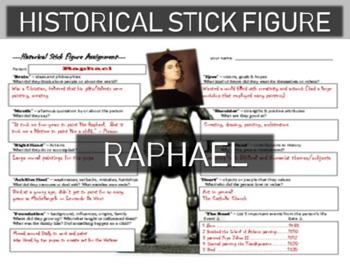 Raphael Historical Stick Figure (Mini-biography)