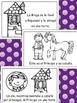 Rapunzel Emergent Reader - Spanish Version {Fairy Tales}