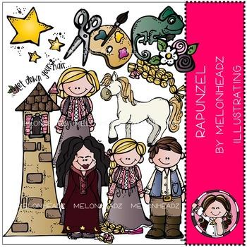 Rapunzel by Melonheadz COMBO PACK