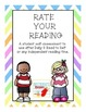 Rate Your Reading