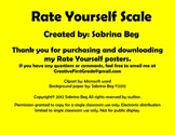 Rate Yourself