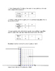 Ratio Table and Coordinate Graph Quiz
