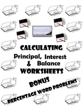 Ratio and Proportional Relationships-Principal, Interest a