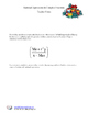 Rational Expressions and Complex Fractions Activity