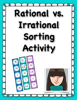 Rational vs. Irrational Sorting Activity