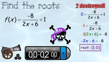 Rationals Review Activity