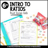 Ratios 6th Grade Introduction Lab