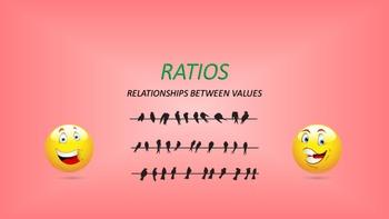 Ratios: Relationships Between Values
