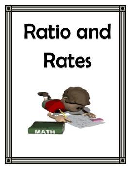 RATIOS AND RATES UNIT
