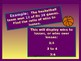 Ratios and Rates in Algebra