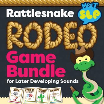 Rattlesnake Roundup Articulation Game Bundle for Later Dev