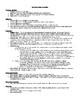 Raymond's Run Lesson Plan, worksheets, key, powerpoints, handouts