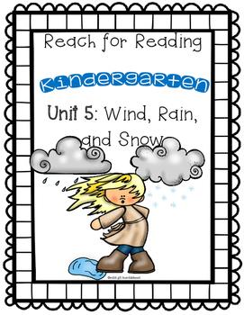Reach for Reading: Kindergarten Unit 5