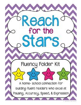 Reach for the Stars Fluency Folder