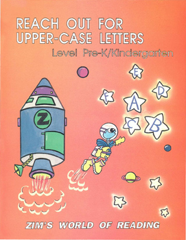Reach out for Upper Case Letters