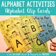 Reaching Readers Alphabet Games Unit 1