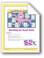 Reaching for Good Work (Bulletin Board)