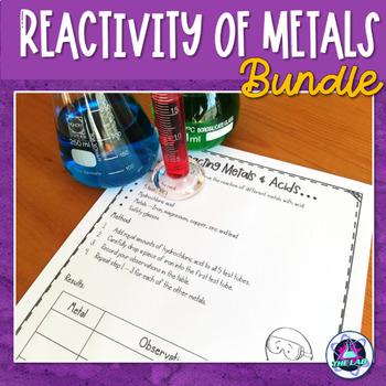 Reactivity of Metals Bundle