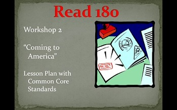 Read 180 Lesson Plan - Writing an Explanatory Paragraph