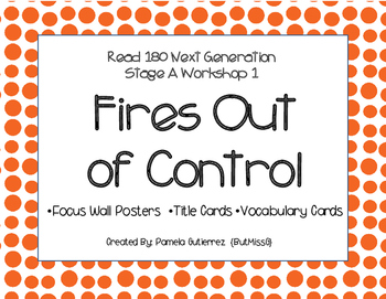 Read 180 Next Generation Stage A Workshop 1 Fires Out of C
